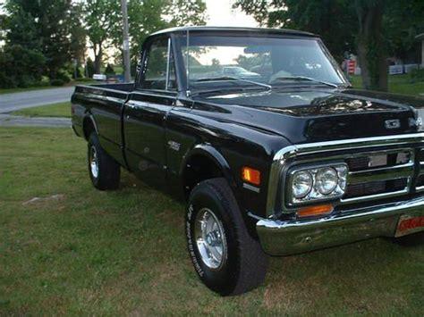 1970 gmc 4x4 sell used 1970 gmc 1500 4x4 truck in parkesburg