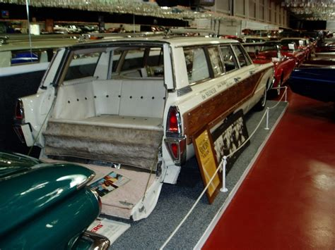 dean martins wagon  matt helm volo auto museum car museum dean martin cars