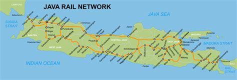 reaktivasi jalur rel mati  indonesia  kereta api