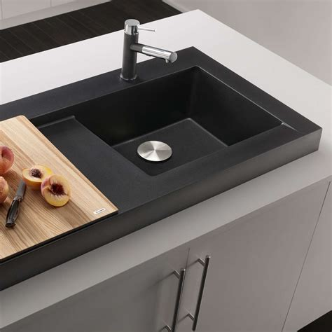 types of kitchen sinks a guide to kitchen sink types design materials sizes