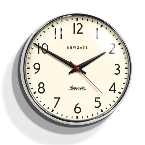 Minimalistic Wall Clock newgate watford clock clock sale uk