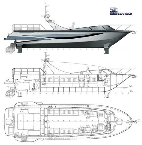 hydrofoil boat design hydrofoil kasatka seatech ltd