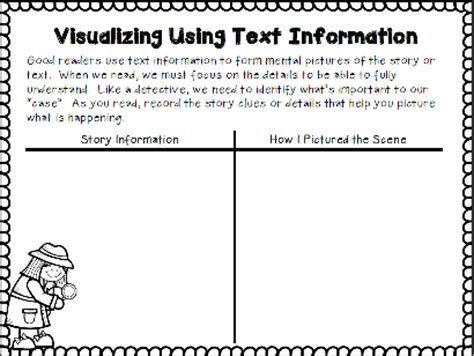 Visualizing Worksheets by Comprehension Connection Flashback Friday Can You
