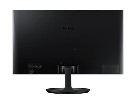 Samsung Led 24 Inch Hd Slim Design Sf350 Monitor 24 quot hd led monitor ls24f350fhuxen samsung uk