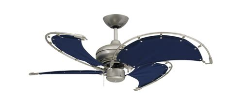 troposair 40 inch voyage small nautical ceiling fan