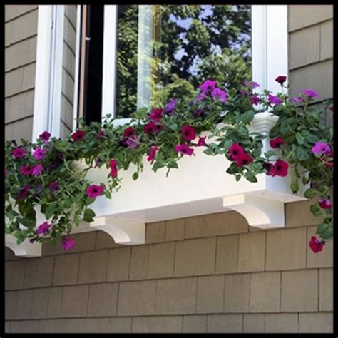 pvc window box windowbox on window boxes window box planter