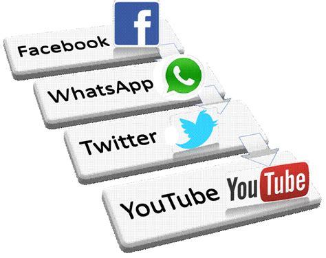 50 de las redes sociales m 225 s utilizadas del mundo redes en monografiascom las redes sociales monografias com