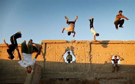The urban dancers the story of australian parkour grapeshot online