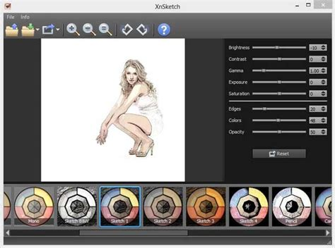 sketch software for windows convert photos into and sketch images in windows android iphone mac