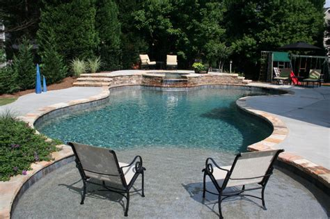 swimming pool designers swimming pool designs traditional pool atlanta by