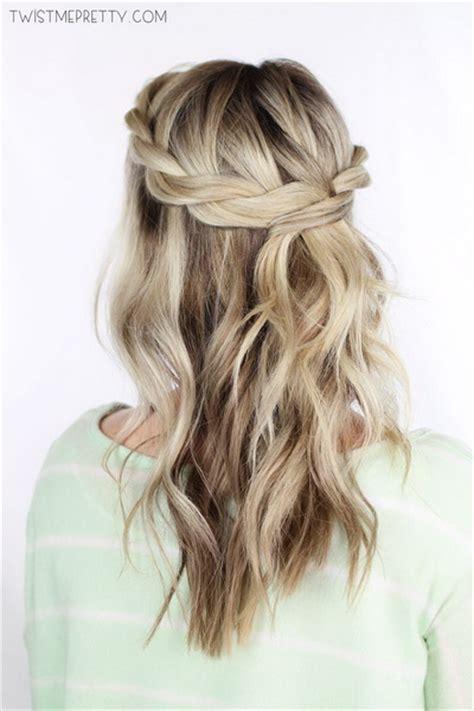 tutorial style rambut simple siapa bilang gaya rambut kepang itu kungan