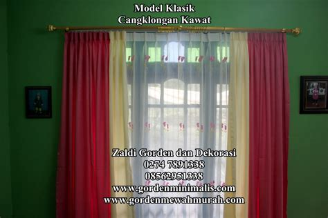 Gorden Yang Paling Murah Gorden Murah Berkualitas Model Gorden Rumah Minimalis