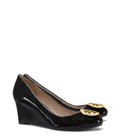 Burch Quilted Wedge by Burch Marion Quilted Wedge In Black Lyst