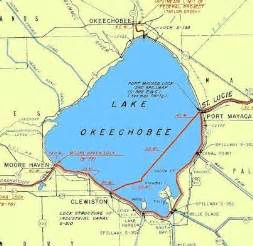 lake okeechobee or simply the big o in a zone of its own