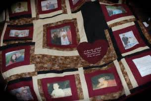 Photo memory quilts are available in many sizes they make a