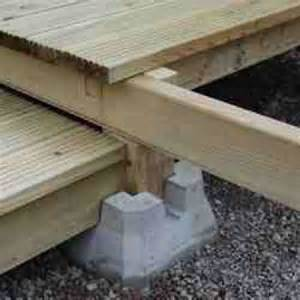 concrete deck blocks 550 best images about patios paths walkways on