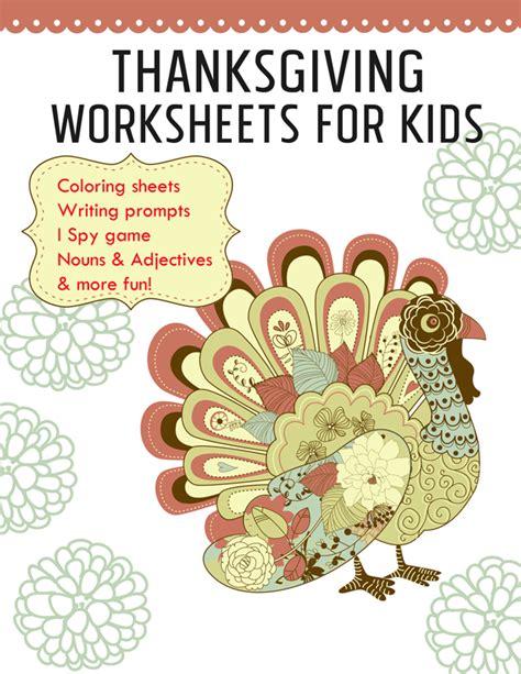 free printable thanksgiving day crafts thanksgiving for kids