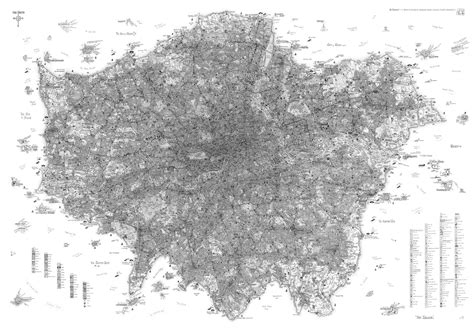 the island london mapped fine arts the art of mapping as a subjective vision of the city stephen walter sohei