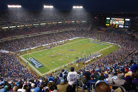 list  current national football league stadiums