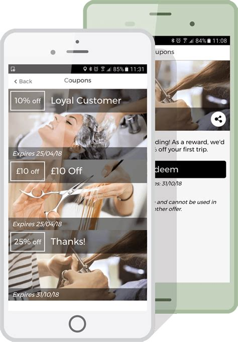 Appinstitute Create A Mobile Coupon App For Your Business Coupon App Template
