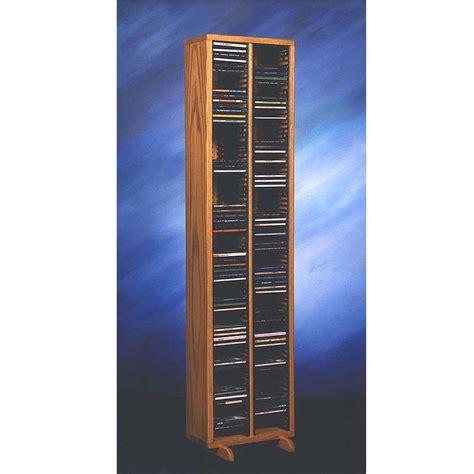 Solid Wood Cd Rack by Wood Shed Solid Oak Cd Rack Tws 209 4