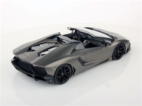 lamborghini aventador 50th anniversary roadster lamborghini aventador lp 720 4 roadster 50th anniversary 1 18 mr collection models