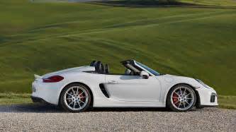 Porsche Boxter Spyder Porsche Boxster Spyder 2015 Review By Car Magazine