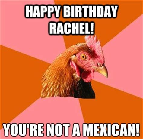 Happy Birthday Mexican Meme