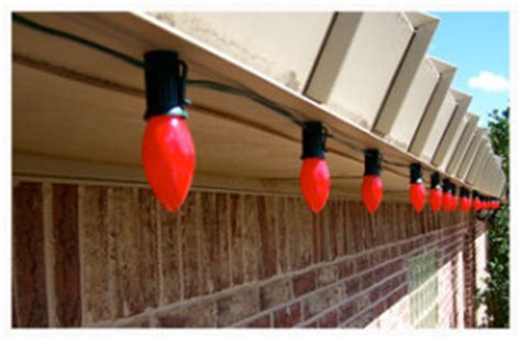 how to put christmas lights on shingle roof hanging lights on a metal roof metal master shop