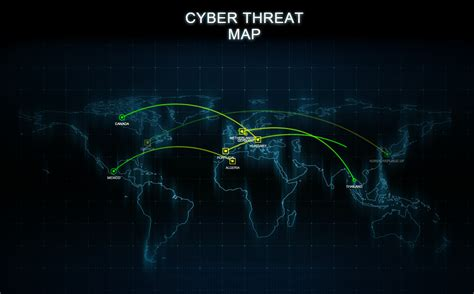 network attack map cyber security in 2015 ssls
