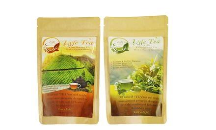 Green Detox Groupon by Green Tea 14 Or 28 Day Lyfe Teatox Groupon