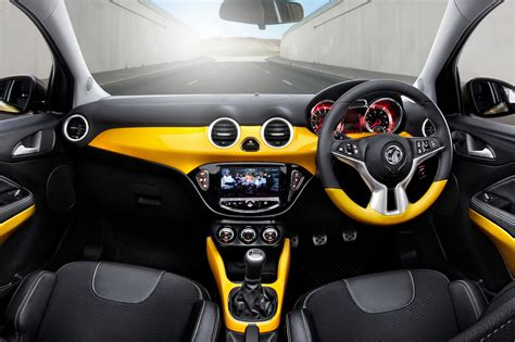 opel adam interior roof opel adam convertible in the works autotribute