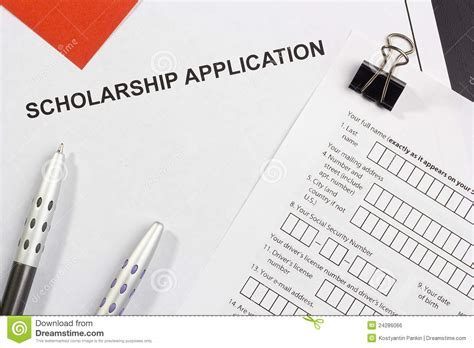 design management scholarship scholarship application royalty free stock image image