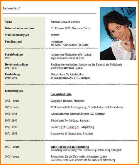Lebenslauf Vorlage Schweiz Student 11 Lebenslauf Muster Studium Resignation Format