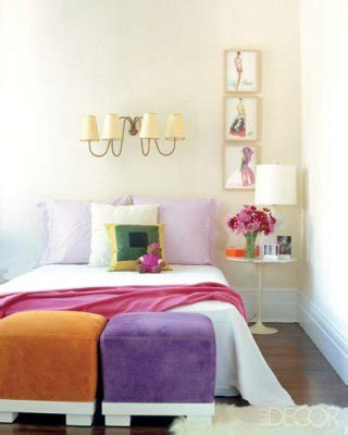 color block bedroom retro fabrics and color blocking all the rage