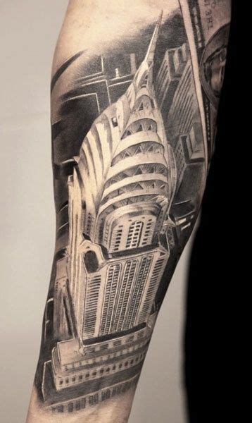 Stunning City Tattoos Spot Your City Tattoos Beautiful Tattoos Nyc