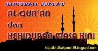 52 Materi Khutbah al qur an dan kehidupan masa kini kumpulan khutbah jum at