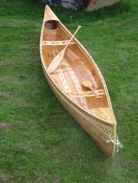 Handmade Canoes - 25 best ideas about wooden canoe on wooden