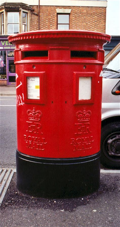 elizabeth ii postboxes  oxford