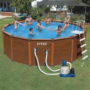 Piscine tubulaire intex achat vente piscine tubulaire holiday