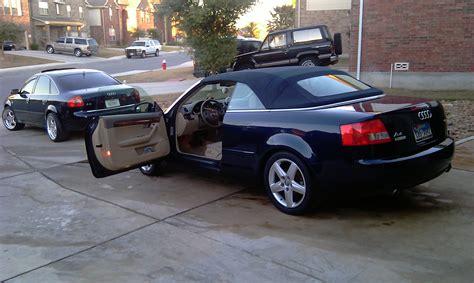 Audi Cabriolet Forum by Show Us Your Audi A4 Cabriolets Audiworld Forums