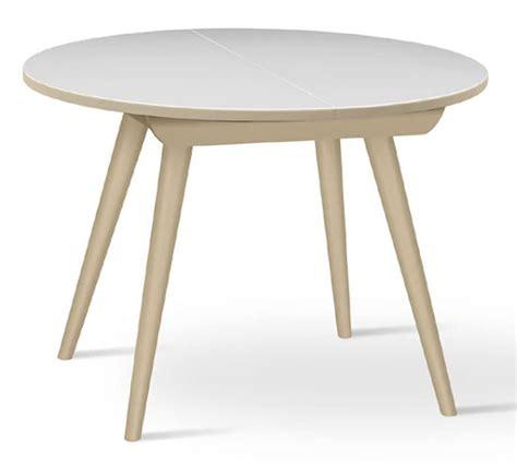 tavolo in faggio tavolo tondo in faggio massiccio allungabile per cucina