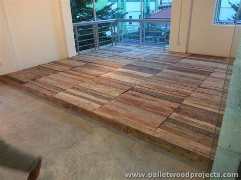 Cheapest Flooring Options Pallet Wood Flooring Ideas Pallet Wood Projects