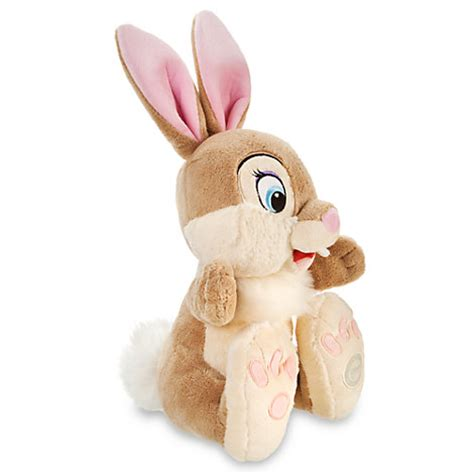 disney bambi thumper miss bunny soft toy new bnwt gift