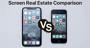 Image result for iPhone SE vs 5S iPhone X. Size: 298 x 160. Source: www.youtube.com