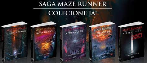 libro los expedientes secretos de saga completa actualizado maze runner spanish blog