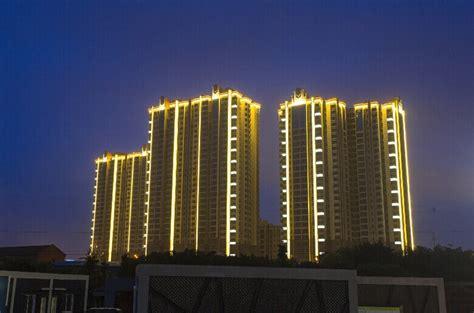 Outdoor Building Lights The Building Lighting Company Guangxi Jieneng Construction Engineering Co Ltd