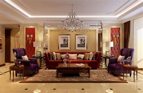 model living room fancy living room 3d model max