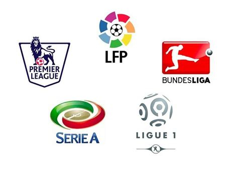 best football leagues all xi battle la liga vs bundesliga vs epl vs serie