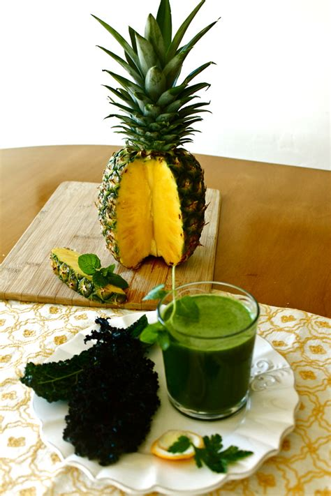 Kale Detox by Happy And Healthy Recipesdetox Juice For Weight Loss